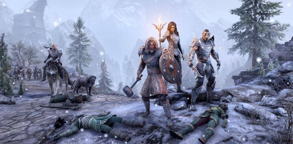 Play ESO Free & Save during our April Sale
