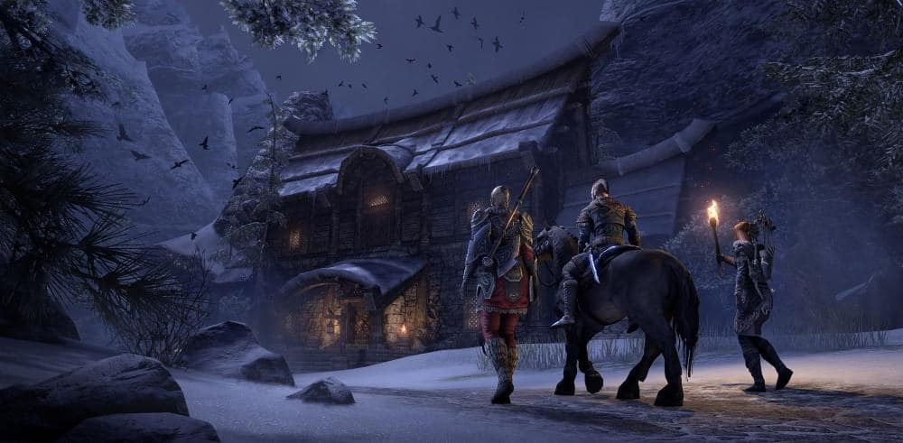 Uncover Skyrim's Dark Heart with the Free Greymoor Chapter Prologue