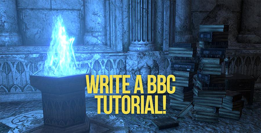 Become a BBCGuild.com Contributor