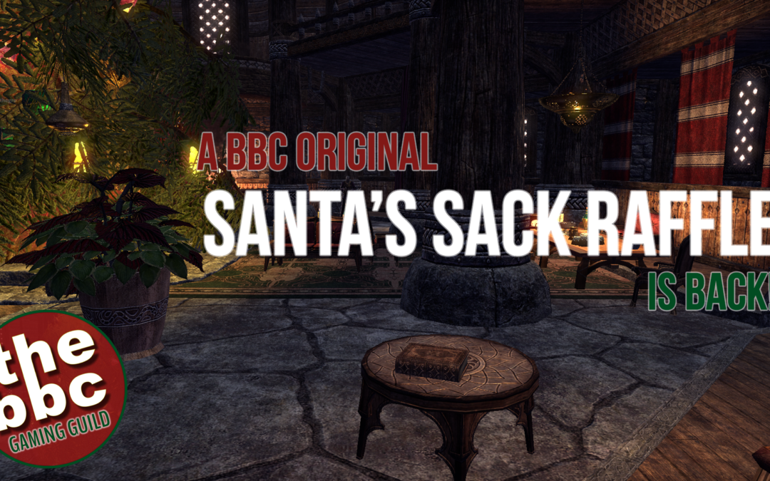 Santa's Sack Raffle Info