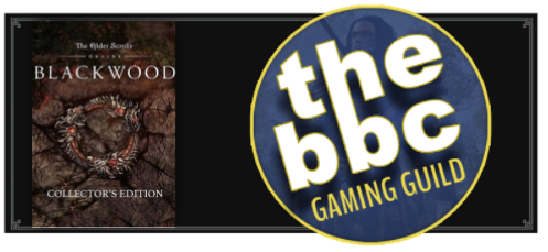 ENTER TO WIN BLACKWOOD CE!